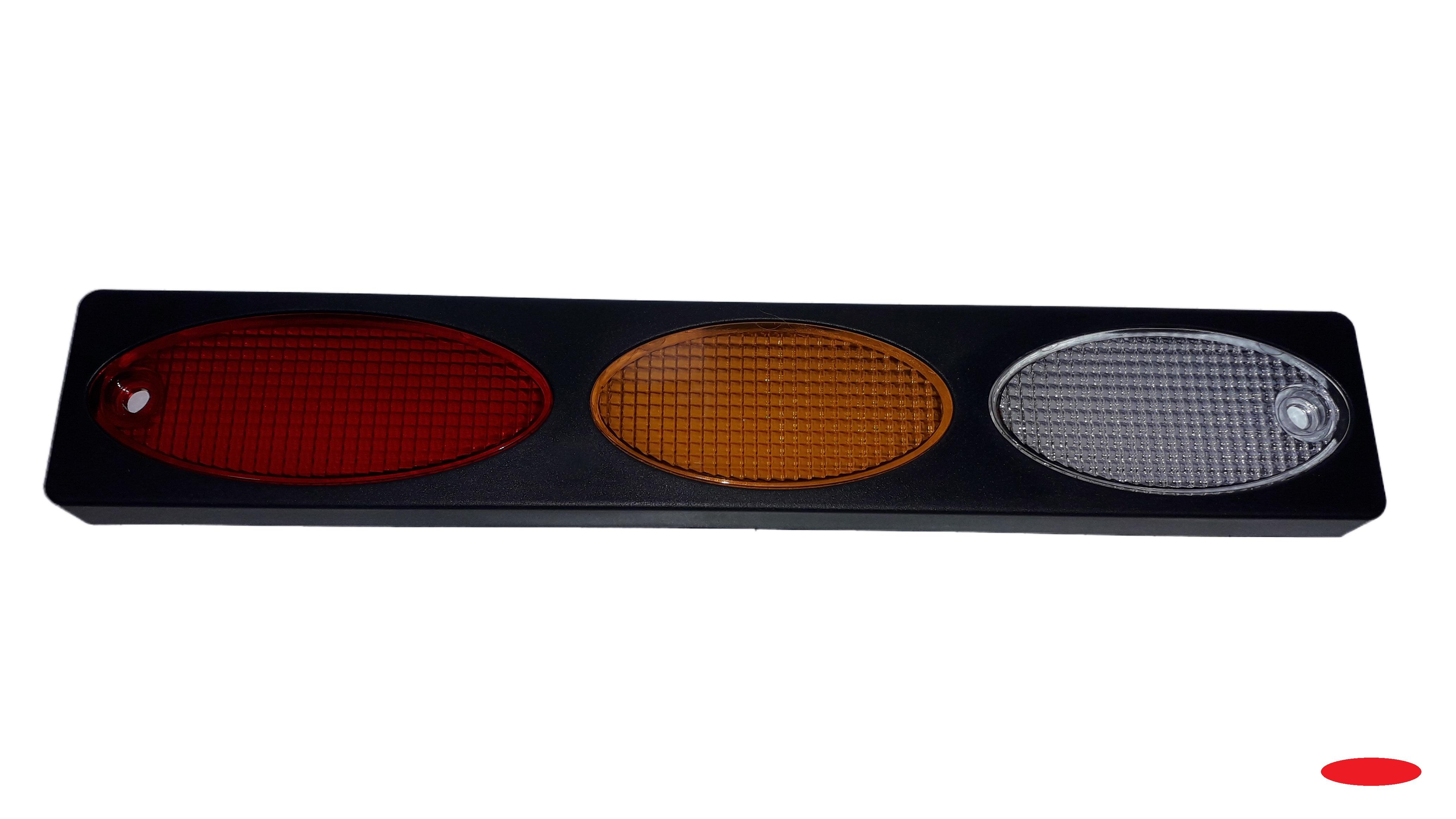 Klosz Lampy Tył Wózek Widłowy Nissan L02 D02 Lx