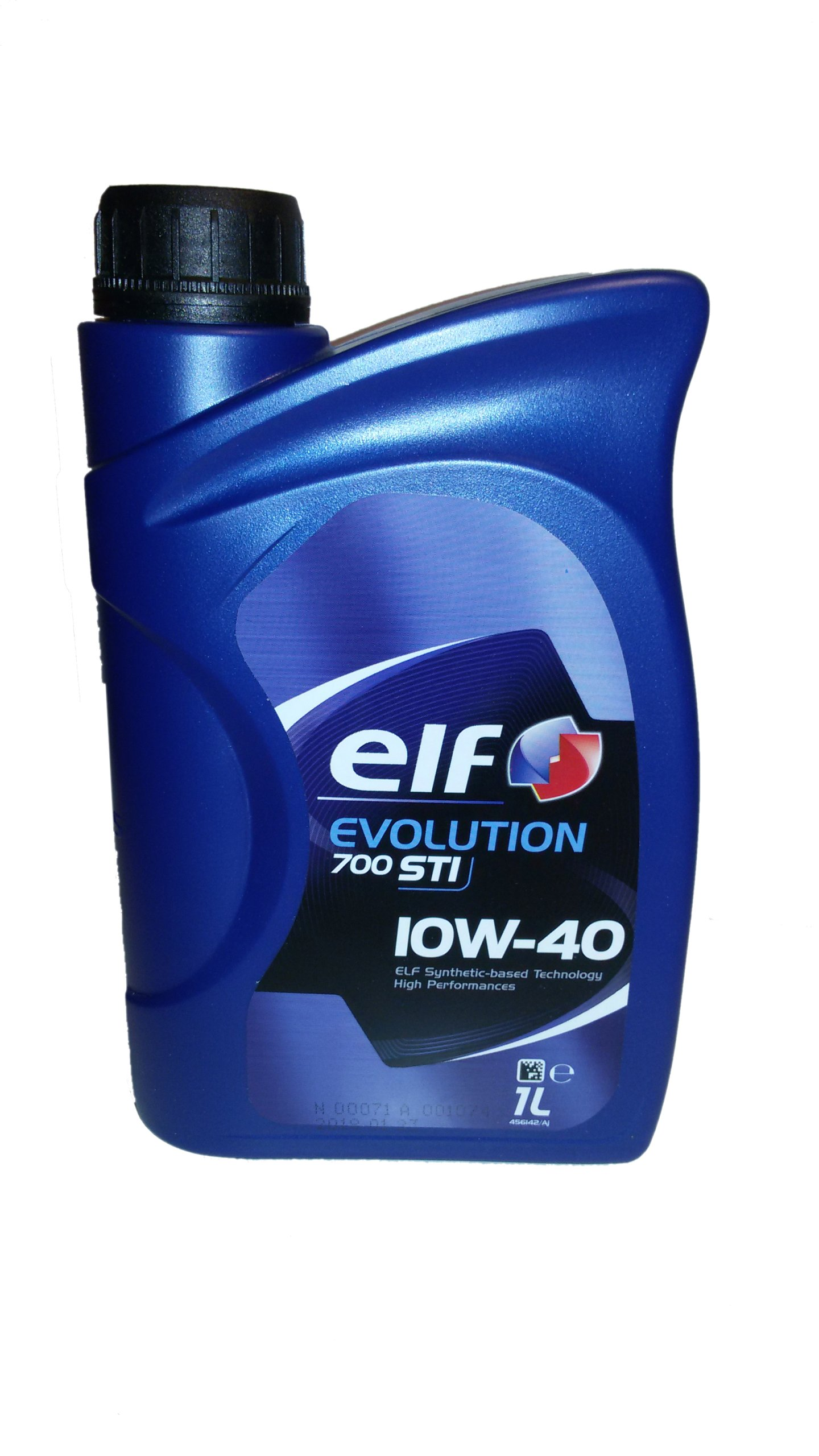 OLEJ ELF EVOLUTION 700 STI 10W40  4L FILTRY
