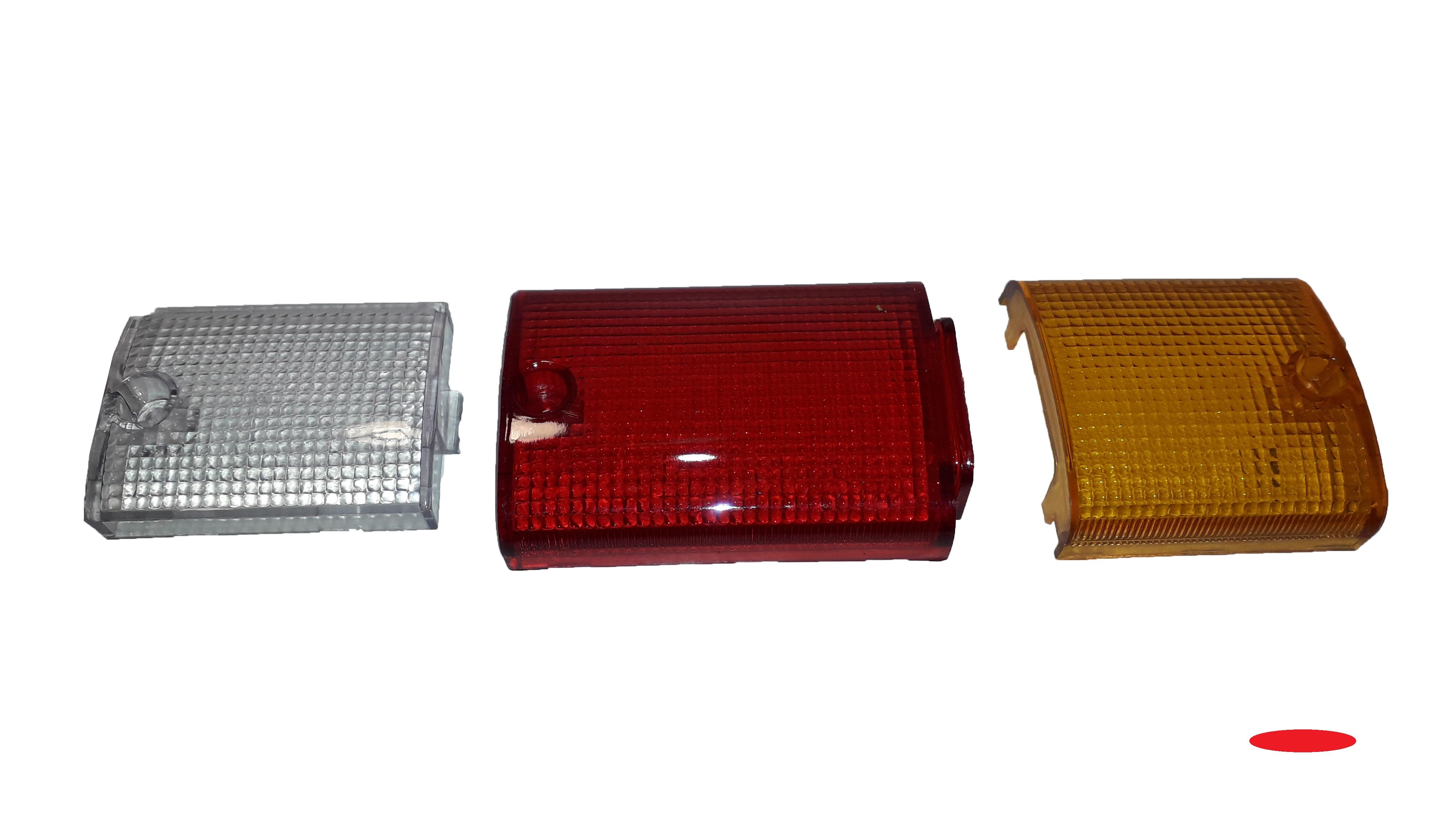 Klosz Lampy Tył Prawy Wózek Widłowy Toyota 7 8